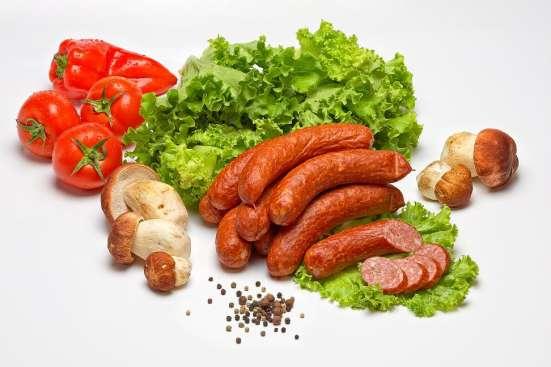 Оптовая торговля колбасными изделлиями
