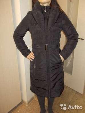 Продам дубленку, пальто, шапку