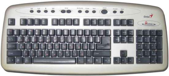 Без проводная клавиатура Genius