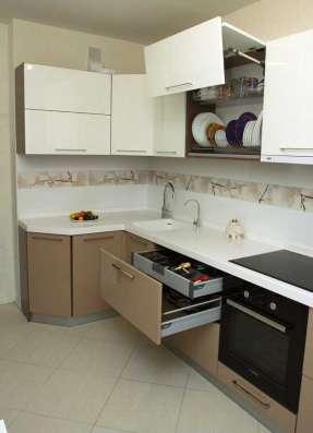 Кухни на заказ по индивидуальным дизайн-проектам в Хабаровске Фото 1