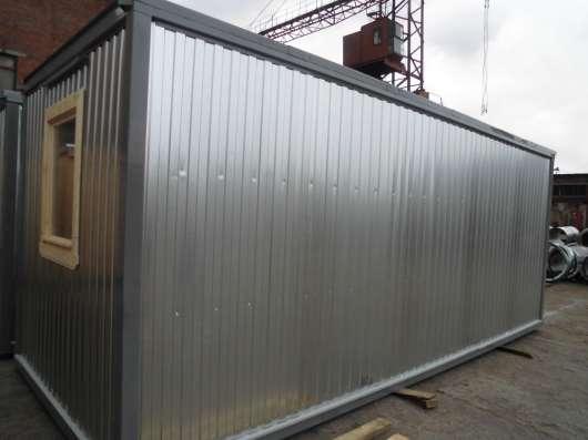 Блок контейнеры в Владимире Фото 3