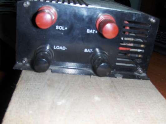 Контроллеры заряда аккумуляторов , 10А,  24 Вольта