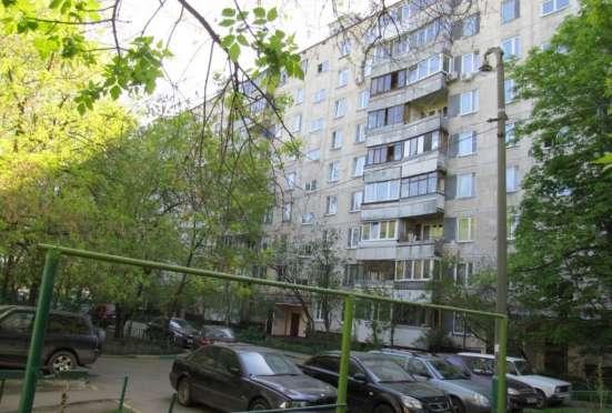 2-комнатная квартира по адресу Вешняковская улица д.41К3