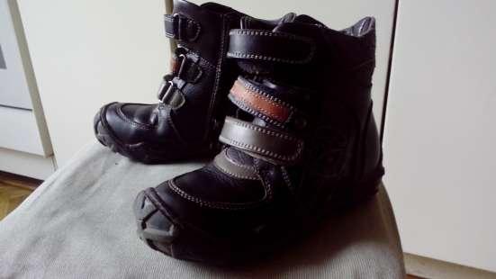 Ботинки зимние 30 р-р