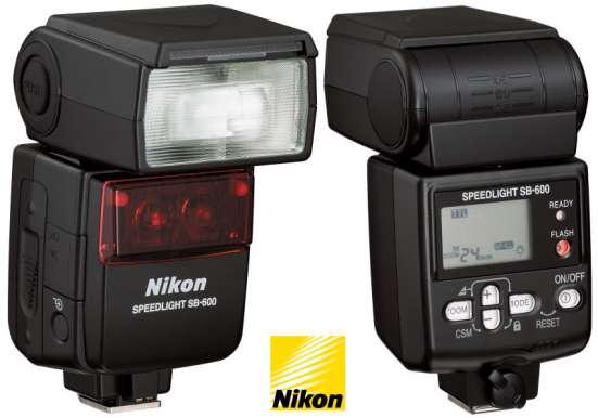 Фото вспышка Nikon Speedlight SB-600