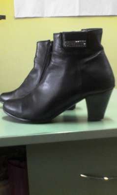 ботинки осенние меняю