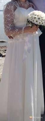 Продам красивое свадебое платье