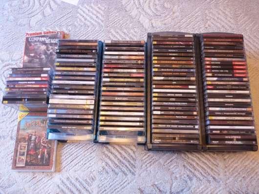 Коллекция дисков для PC в Москве Фото 2