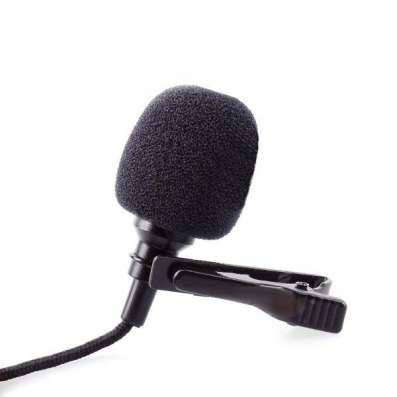 GO PRO Маленький микрофон-петличка