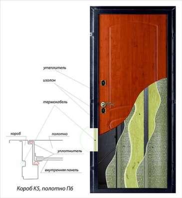 Стальные двери от Мир Окон г. Чебоксары Фото 1