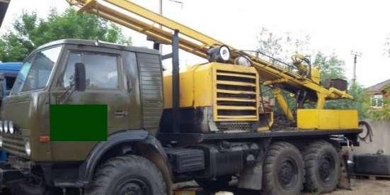Камаз Буровая установка УРБ 2А2