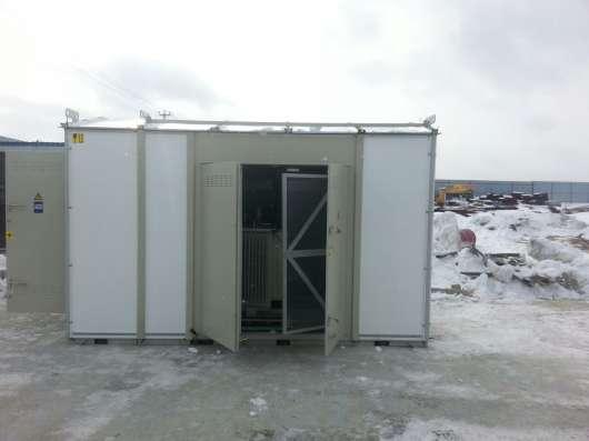 Комплектные трансформаторные подстанции (КТП) в Екатеринбурге Фото 2