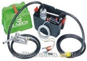 Комплект для перекачки дизельного топлива PIUSI BOX PRO 12V / 24V