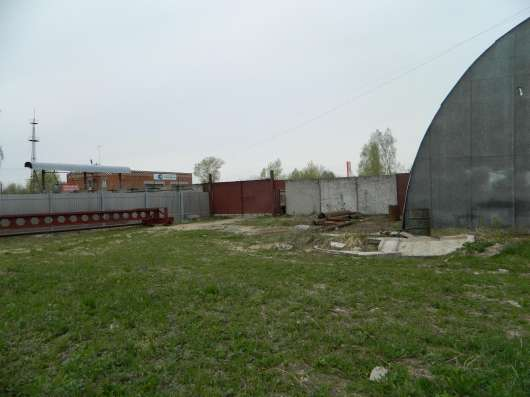 Тёплый ангар 540м2 с кран-балкой и др. оборуд-м,+территорией в Нижнем Новгороде Фото 6