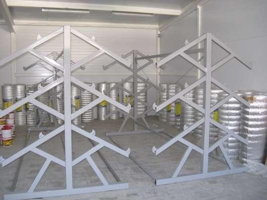 Металлообработка и изготовление металлоконструкций в Серпухове Фото 1