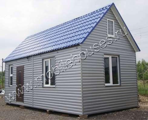 Дачные и садовые домики на заказ в Краснодаре Фото 2