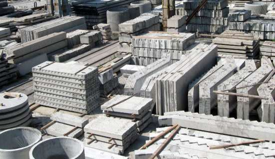 блоки фундаментные фбс из уфы
