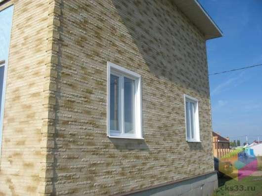 Фасадные панели Wandstein Коллекция «Кирпич» в Москве Фото 6