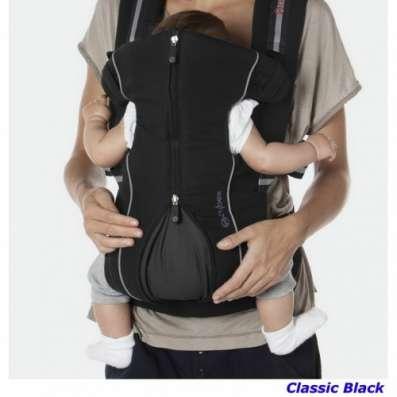 Рюкзак-кенгуру Cybex 2. GO черный