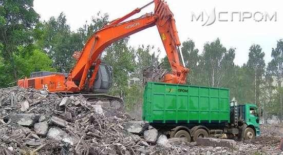 Вывоз любого мусора в Нижнем Новгороде и области