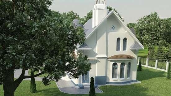 Малоэтажное строительство. Ландшафтное проектирование