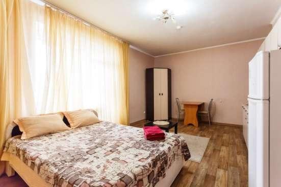 Уютная студия для двоих в центре Тюмени!