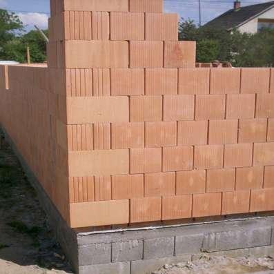 Блоки Porotherm 44.
