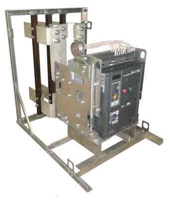 Выкл-тель Э16КА 630-1600А,Э25КА 2500А,Э40КА 2500-5000А.