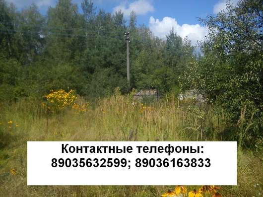 Продаю участок 6,6сот. 27 км от МКАД по Носовихинскому ш в Москве Фото 3