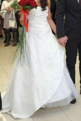 Продам свадебное платье в Пензе Фото 1