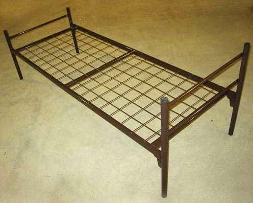 Кровати металлические - односпальные