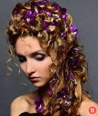 причёски и укладка волос
