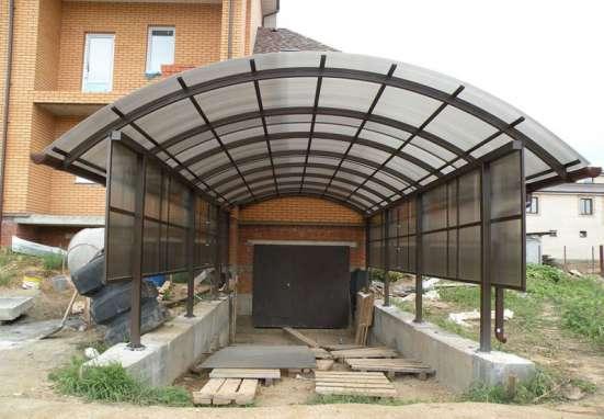 Строим заборы, бани, беседки, бассейны, фонтаны и многое др. в Екатеринбурге Фото 2