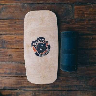 Баланс Борд Bearbalanceboards