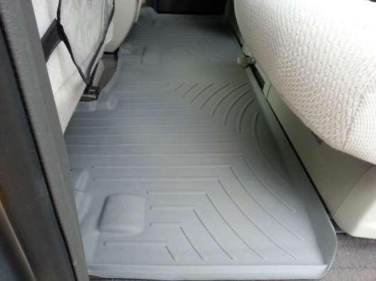 Коврики Weathertech для Toyota Sienna восьмиместная