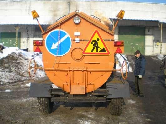 Рециклер асфальтобетона ем-3200 прицепной в Москве Фото 1