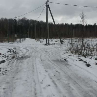 Продаю участок в посёлке Малое Ивановское
