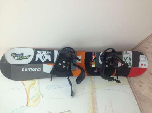 Сноуборд Burton