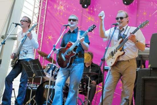 Музыканты на юбилей, день рождения, живая группа на юбилей в Москве Фото 5