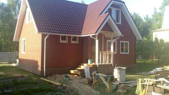 Строительство домов, бань.