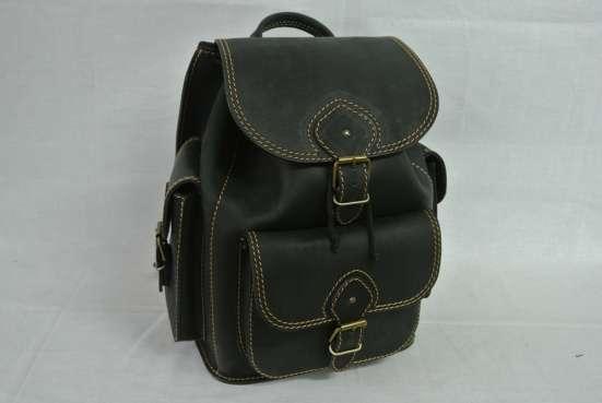 Рюкзаки из натуральной кожи ручной работы!