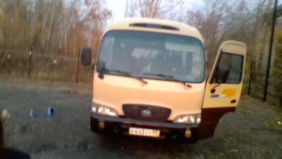 Автобус Hyundai на заказ в Омске Фото 1