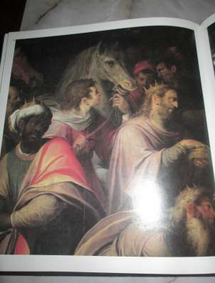 """Художественный альбом итальянской живописи """"Brera dispersa"""""""