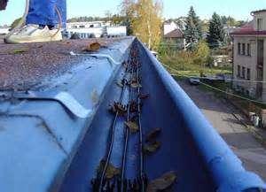 Греющий кабель. Обогрев крыши. Обогрев водостоков.
