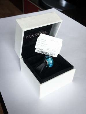 Продаю шарм Pandora мурано