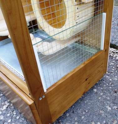 Витрина-клетка для содержания шиншилл, дегу, кроликов в Белгороде Фото 1