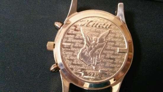 Золотые часы мужские в Омске Фото 3