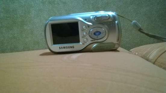 Продаю цифровой фотоаппарат samsung digimax a4 в Пензе Фото 2