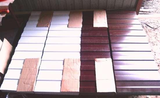 Подшива для свесов крыши. Подшивной элемент. в Краснодаре Фото 1