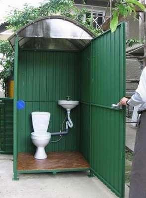 Туалет, душ, хозблок. в Оренбурге Фото 5